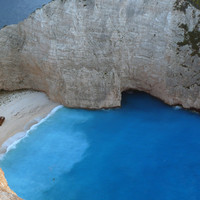 Navagio beach - Navagio Beach (Shipwreck Beach)
