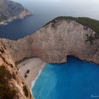 Navagio beach - Navagio Beach (Shipwreck Beach) - 4.77 out of 5 - 26 votes