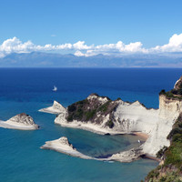 Corfu (Kerkyra) - Cape Drastis - Corfu - 4.67 out of 5 - 27 votes